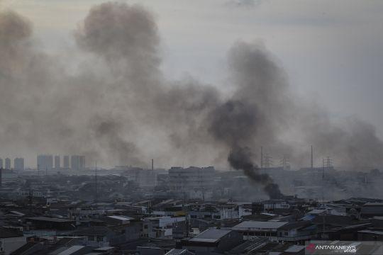 Wali Kota Jakut instruksikan pendirian pengungsian korban kebakaran