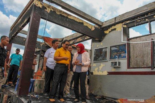 Pemicu kerusuhan rutan di Siak diperkirakan petugas tidak profesional