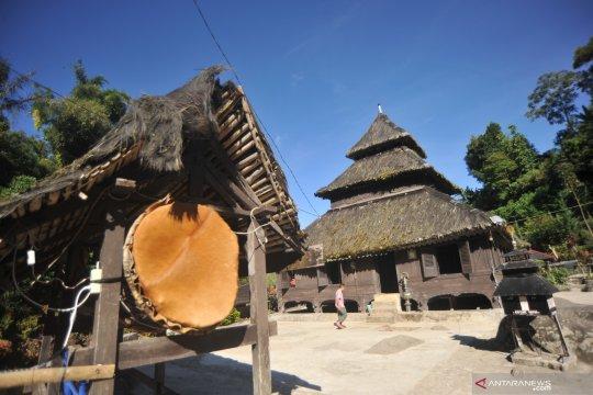 Masjid Kayu Jao, salah satu masjid tertua di Indonesia