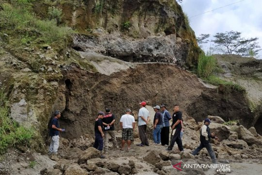 Dua korban meninggal akibat tanah longsor Boyolali