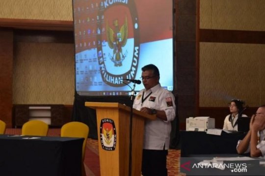 Rekapitulasi suara pemilu tingkat Sumut dilanjutkan Minggu