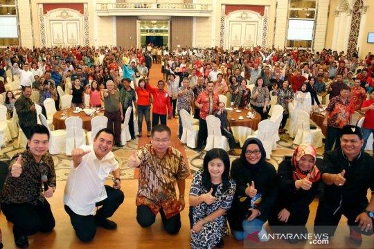 Sofyan Tan raih suara terbanyak di Medan
