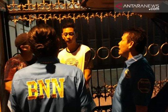 250 kilo sabu dan ribuan ekstasi disita BNN di Bekasi