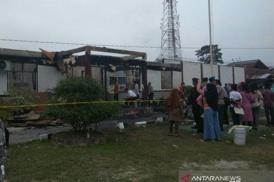 Polres Pelalawan tangkap tahanan Rutan Siak yang kabur