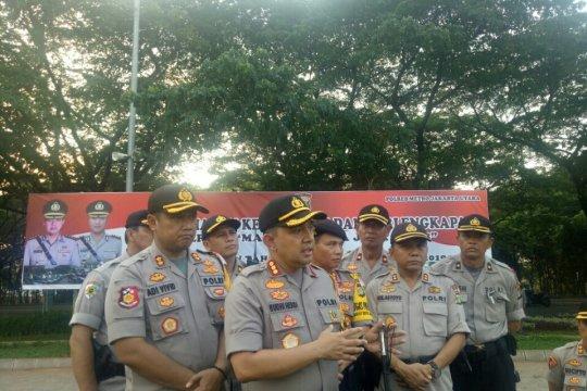 Polisi: Penyebab kebakaran Kampung Bandan bukan ledakan tabung gas