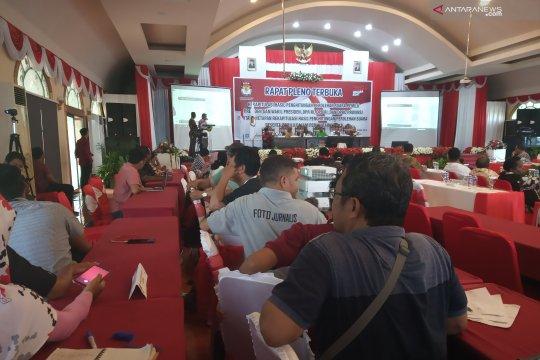 Papua Barat minta tambahan waktu rampungkan rekapitulasi suara