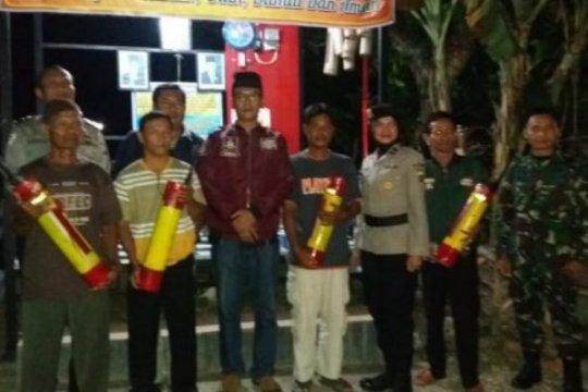 Gugah sahur, Polres Madiun Kota laksanakan patroli