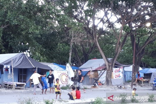 Baru 1.600 formulir pendaftaran relokasi diisi pengungsi Palu