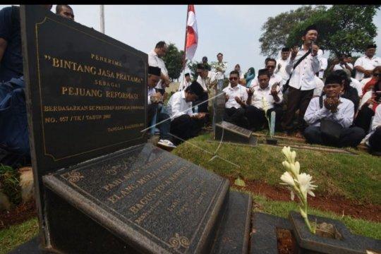 Aktivis 98 harapkan tragedi Trisakti tidak terulang