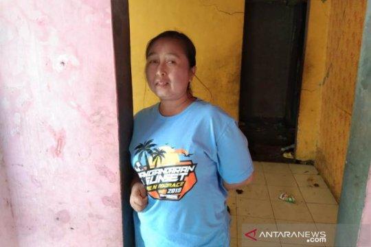 Penerima uang kerohiman PT KAI di Garut jadi korban penipuan