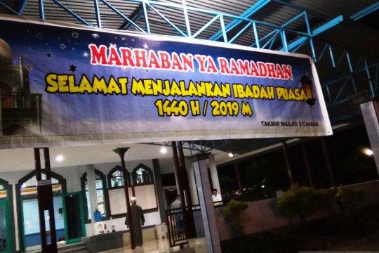 30 personel Polres Biak jaga keamanan shalat tarawih