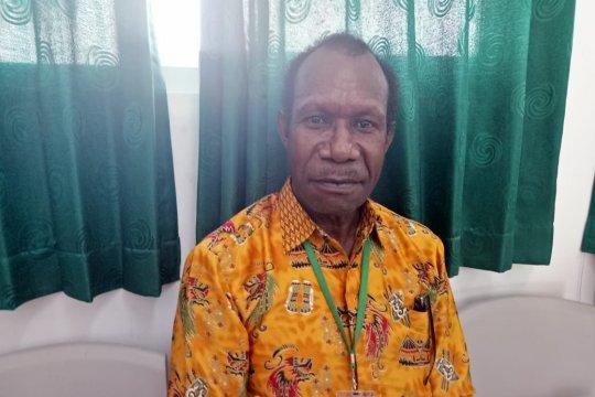LPMAK bantu pembangunan lapangan terbang di Alama Kabupaten Mimika