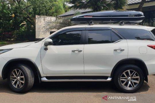 Roofbox besar sesuai bagi SUV asal aman