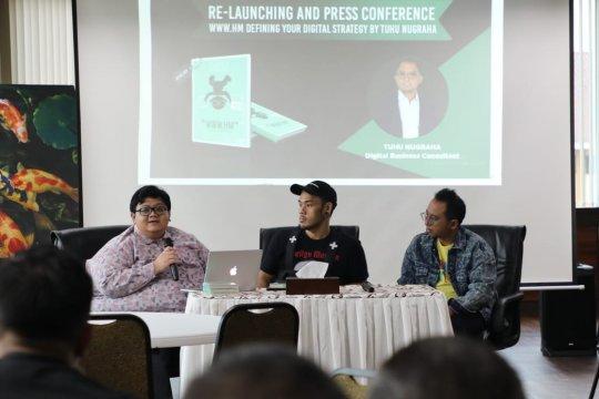 Penulis Tuhu Nugraha ajak masyarakat pahami pemasaran digital
