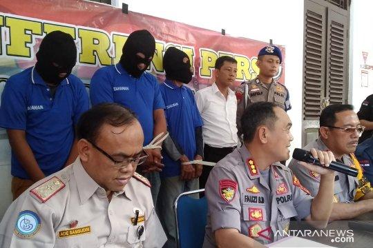 Polair Jambi gagalkan penyelundupan benih lobter ke Batam
