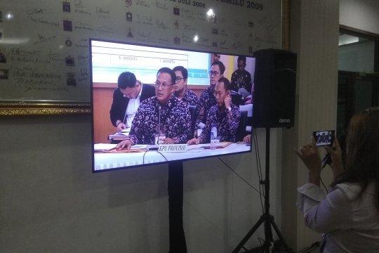 Jokowi-Ma'ruf unggul 897.896 suara di Lampung