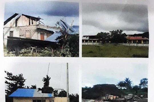 Siklon Podul di Filipina berdampak hujan lebat di wilayah Indonesia