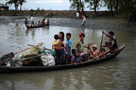 24 pengungsi Rohingya diselamatkan dari penyelundup di Bangladesh
