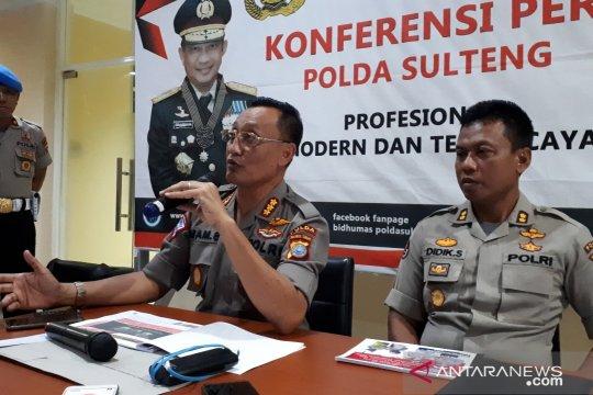 Awal Ramadhan 1.028 pelaku asmara subuh di Sulteng ditilang