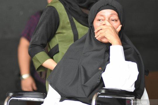 Helmiati, anggota DPRD Sumut divonis 4 tahun penjara