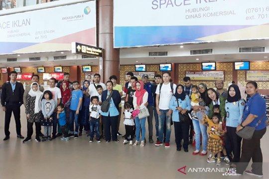 Rudenim Pekanbaru pindahkan 25 pengungsi ke Jakarta