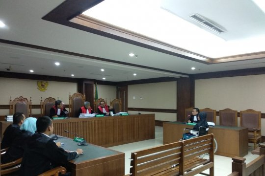 Anggota DPRD Sumut dituntut 4 tahun penjara