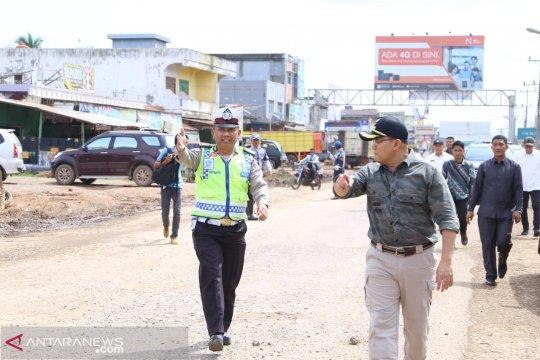 Bupati Musi Banyuasin surati Menteri PUPR terkait kerusakan jalan