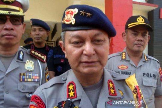 Densus tangkap delapan terduga teroris di Jateng