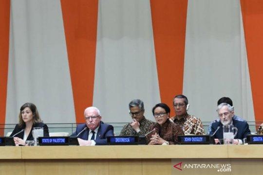 Perjuangan isu Palestina dan pemukiman ilegal di Dewan Keamanan PBB