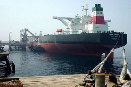 TV Negara: Pengawal Revolusi Iran sita kapal asing di Teluk