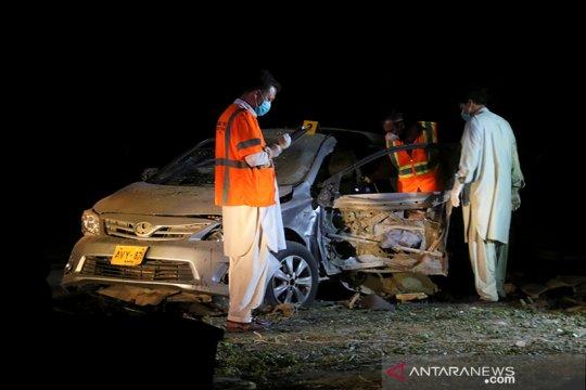 Ledakan bom di masjid Sunni di Pakistan tewaskan dua orang, lukai 14