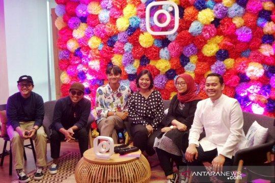 Instagram Stories gandeng kreator lokal bikin konten GIF Ramadhan