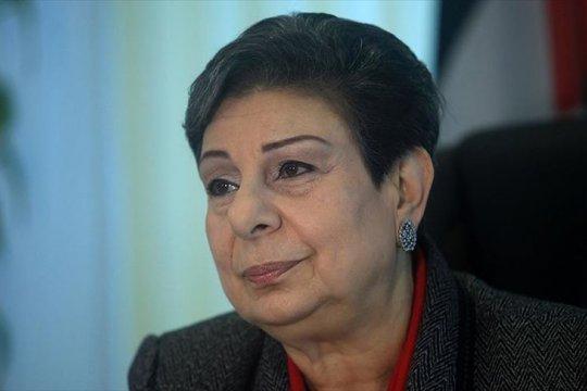 Ashrawi: Sanksi internasional diperlukan guna hadapi permukiman Yahudi