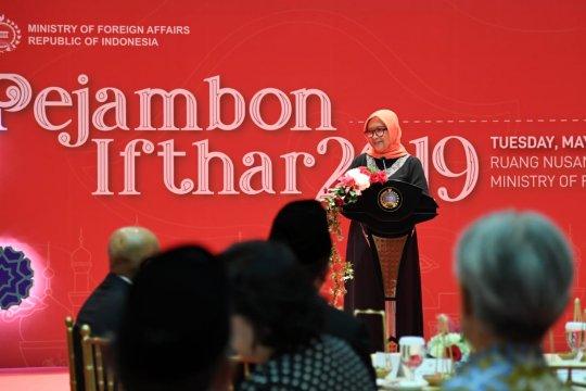 Kemlu hidangkan sajian Nusantara untuk buka puasa bersama