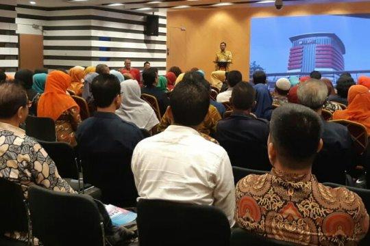 KPK latih 139 guru PPKn dorong penerapan pendidikan antikorupsi