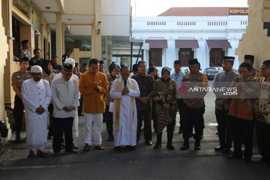 Masyarakat Surabaya sepakat lawan intoleransi dan radikalisme