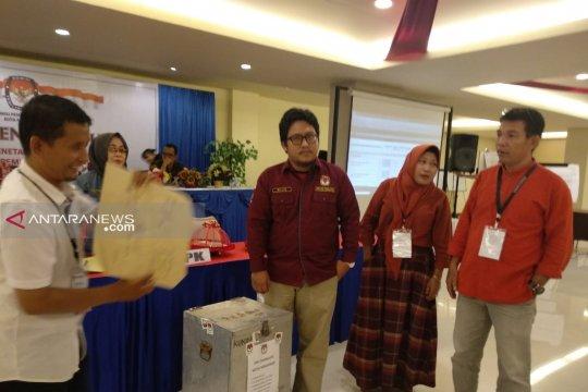 Rekapitulasi molor, KPU Makassar dapat teguran keras