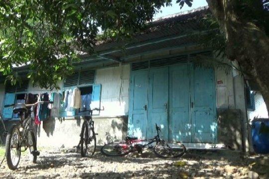Densus 88 geledah rumah kontrakan terduga teroris Madiun