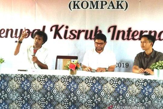 Nasir Djamil berharap KPK dapat selesaikan konflik internal