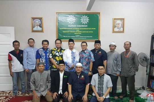 Lazismu Malaysia upayakan solusi ZIS untuk WNI