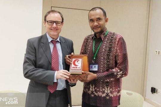 RS Indonesia di Gaza-Myanmar diapresiasi Inggris