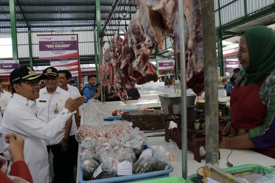 Pemerintah Kota Malang jamin ketersediaan bahan pokok selama Ramadhan