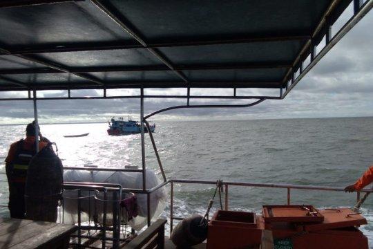 Dilaporkan hilang, TIM SAR temukan kapal cepat berisi 37 warga Asmat