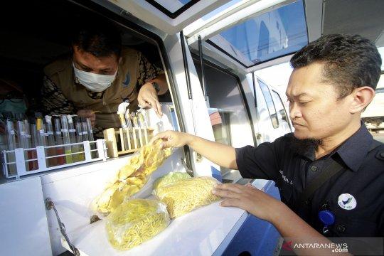 BPOM Gorontalo temukan makanan mengandung boraks