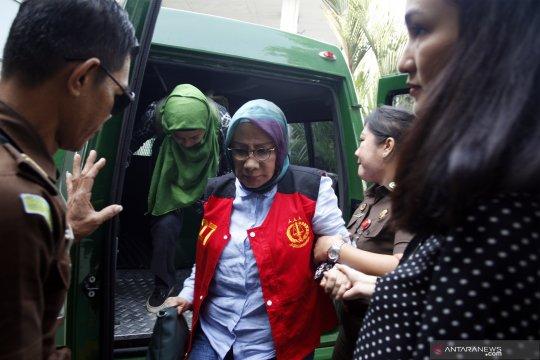 Sidang pemeriksaan terdakwa Ratna Sarumpaet