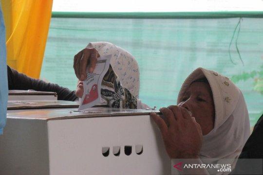 Partisipasi pemilih Pemilu 2019 di Aceh 79,7 persen