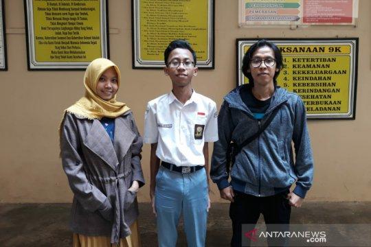 Siswa SMAN 4 Surakarta raih nilai 100 pada UN