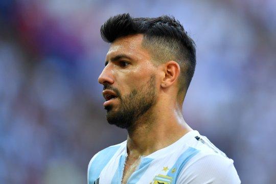 Sergio Aguero perkuat Argentina di Copa America