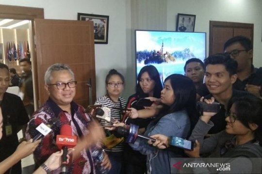 Rekapitulasi nasional, Jokowi-Ma'ruf unggul di Riau