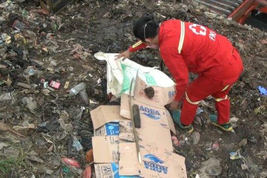 Polisi kesulitan identifikasi mayat dalam karung di Waduk Pluit